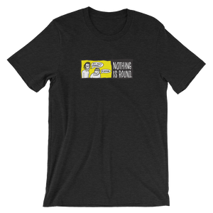 roundwall nothing is round t-shirt skateboard classic onsdagscruiser