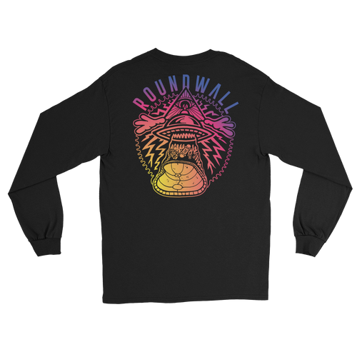 Gradient Abduction / LS T-Shirt