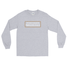 Northern Woodsmen Logo / LS T-Shirt