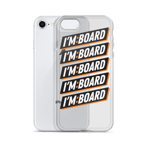 I'm:Board Bar / iPhone Case