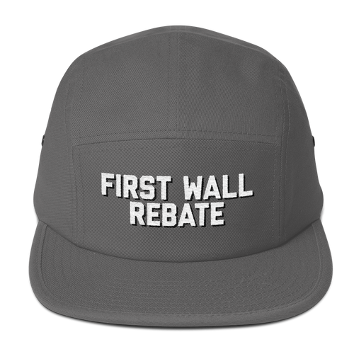 First Wall Rebate / 5-panel