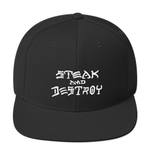 Steak and Destroy