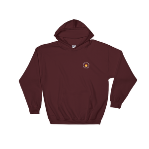 Ring of Fire / Hooded Sweatshirt