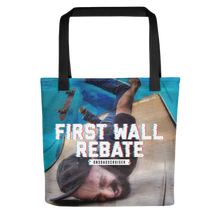First Wall Rebate / Tote bag