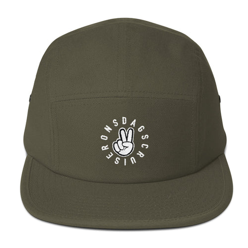 Pushin' Peace / 5-panel
