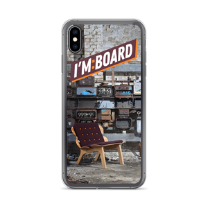 I'm:Board tech / iPhone Case