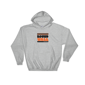 Roundwall retro skateboard logo onsdagscruiser tiles bowl hoodie