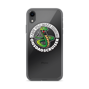 Snake Session / iPhone Case