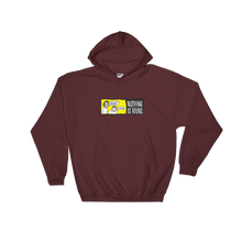 roundwall nothing is round hooded sweatshirt skateboard classic onsdagscruiser hættetrøje