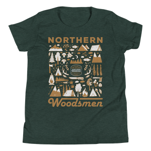 Northern Woodsmen / Youth T-Shirt