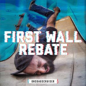 First Wall Rebate / T-Shirt