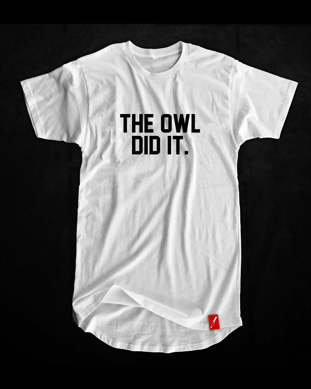 THE OWL DID IT - TEE