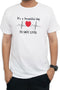 Men's Beautiful Day to Save Lives Graphic Tee