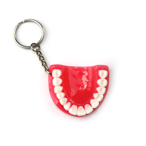 DENTURE KEY RING
