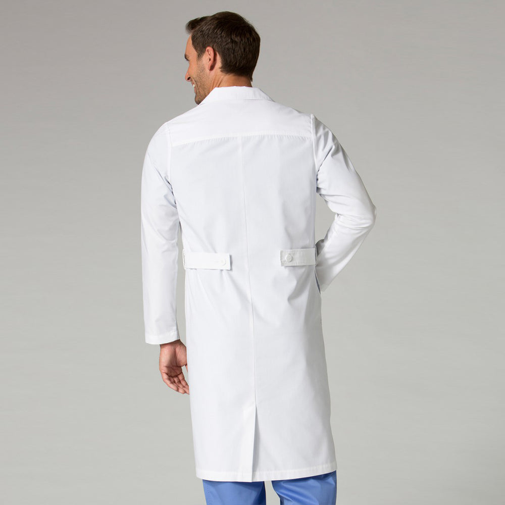 Red Panda Men's Long Labcoat 7256