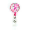 Breast Cancer Id Badge