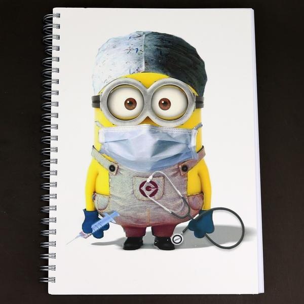 Minion Notebook