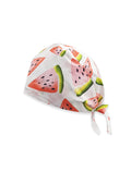 Watermelon Printed Surgical Hat