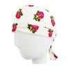 Rose Floral Surgical Hat