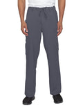 Dylan Men's Cargo Zip Fly Scrub Pant