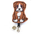 BOXER PUPPY ID BADGE
