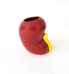 Ceramic Kidney Pen Holder