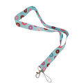 Colorful Donut Lanyard