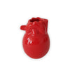 Ceramic Heart Pen Holder