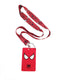 Spiderman ID Tag Lanyard