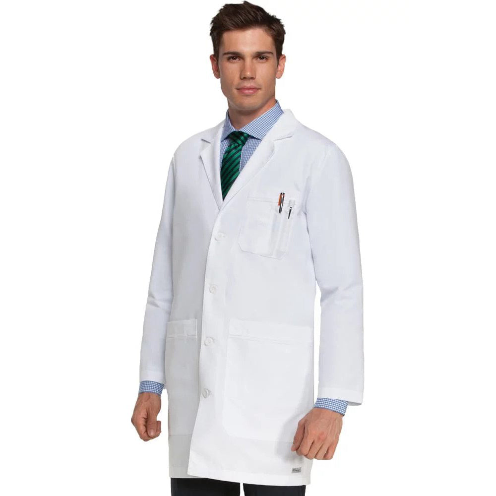 "Grey's Anatomy Men's 37""Labcoat 0914"