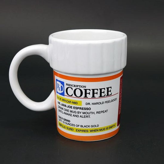 Prescription Ceramic Coffee Mug