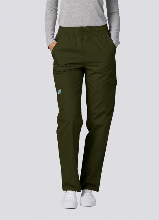 Multi Pocket Cargo Pant 506