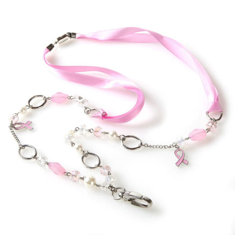 BE PINK ID NECKLACE