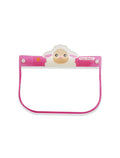 Cute Sheep Face Shield Transparent Anti-Fog Visor