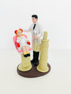 DENTIST ON DUTY FIGURINE