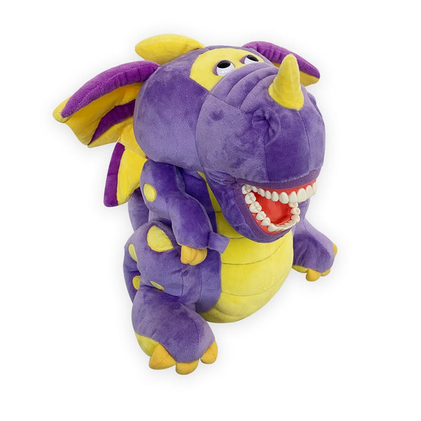 Purple Dragon Dental Stuff Doll