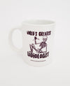 World's Greatest Radiologist Ceramic Coffee Mug