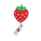 Strawberry ID Badges