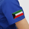 Kuwait Embroidery Patch
