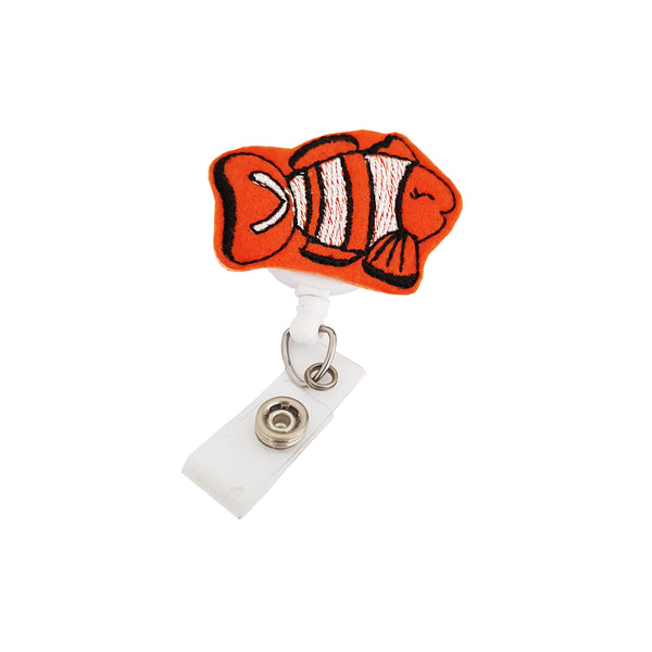 FISH ID BADGE