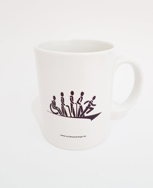Physical Therapy Ceramic Coffee Mug