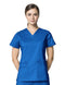 Verity V-Neck Top 6108 - Blue Family
