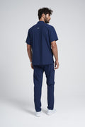Edge Men's Evolution Polo Scrub Set
