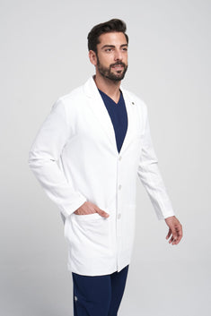 Logan Men's Modernist Labcoat