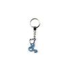 STETHOSCOPE KEY RING S.STEEL