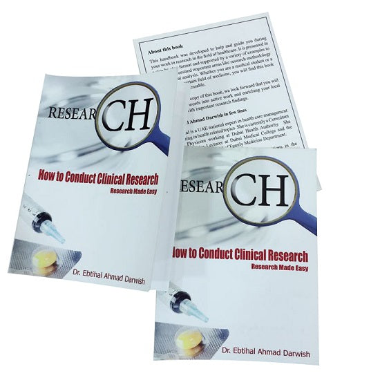 How to Conduct Clinical Research by Dr. Ebtihal Ahmad