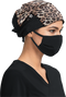 Real Leopard Surgical Hat - A145 - RLL