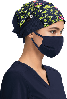 Rainbow Dits Surgical Hat - A129-RWD
