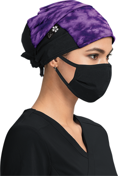 Shiborhi Grape Surgical Hat - A129 - SB82
