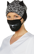 Fashion Mask - Whiskers - A142